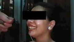 Wife loves a facial
