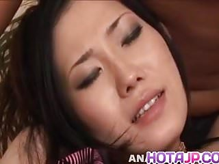 Boners and cocks - Yui komine sucks boners and is fucked by them in double team