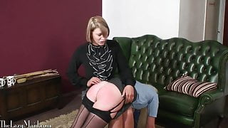 Lucy 6th Former caned