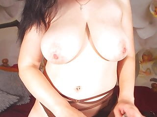 Shaved eyebrows and head pictures Cute brunette with big natural boobs but big fake eyebrows