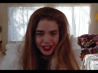 Lingerie striptease thumbs - Denise richards - sexy lingerie striptease hd