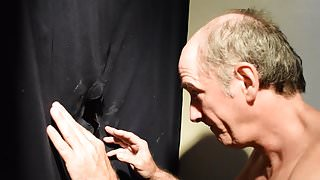 Terry Lavigne at his Glory Hole