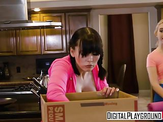 Free xxx porn matrue women giving handjob and blowjob trailer Xxx porn video - moving into step-sis chloe cherry and jessy