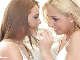Swiss erotica videos - Finger fun by sapphic erotica - melanie gold and dominica