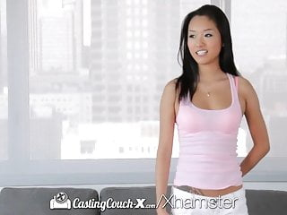 Teen ass auditions Castingcouch-x - teen alina lis first audition for porn