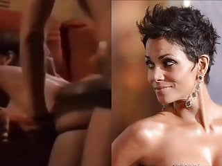 Halle berry fucking in monster ball - Halle berry checks herself out fucking