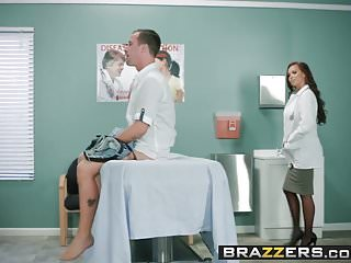 Dog not stuck in vagina - Brazzers - doctor adventures - dick stuck in fleshlight scen