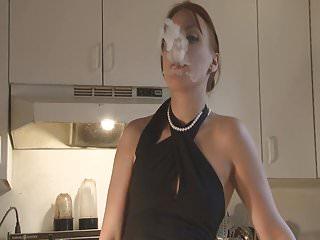 Jerk off instruction free videos - Dirty milf jerk off instruction in kitchen