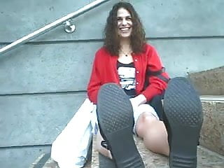Dom fem fetish foot smell smelly sniff stink - They dont stink...oops yes they do
