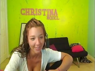 One hour orgasm schwartz Christina hour long session