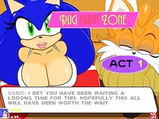 Sonic fucks amy - Sonic transformed 2