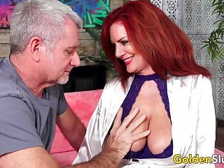 Andy milinokis gay - Stunning mature redhead andi james gets passionately plowed