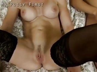 He fucks his mommy - He fucks his wife and her friend