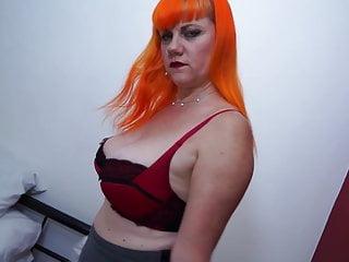 Hairy mature mom video - Hairy mature mom velvetina fox masturbating