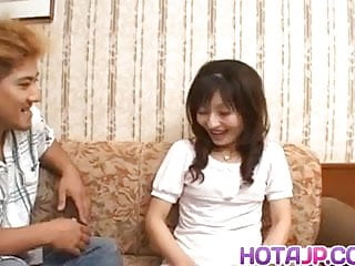 Do redheads feel more pain - Ryoko loves the feeling of cock in her - more at hotajp.com