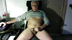 Handsome Daddy with big cock