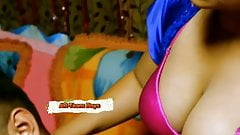 nirali joshi boobs show
