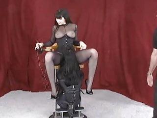 Bondage chair klines cumberland Bondage cunnilingus chair