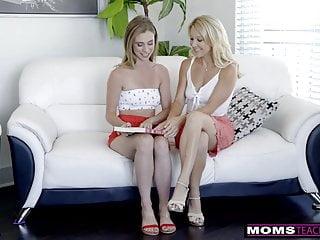Womens threesome fantasy Fulfilling my step moms threesome fantasy w her hot friend