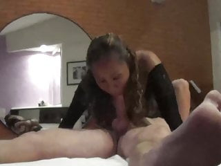 No way shes a tranny - The way she moans when fuck in the ass