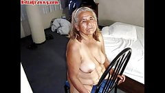 HelloGrannY Have Best Compilation of Old Nudes