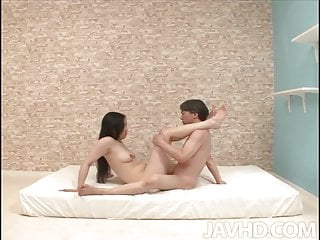 Sexual positions reverse cowgirl - Horny yuuka tsubasa is given a variety of sexual positions