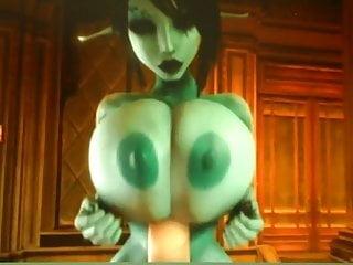 Huge anime tits pics toons Jacking to toon tits