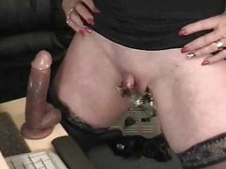 Sex strange weird Pervert grandma with huge clit. weird sex