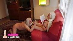 Art and granny