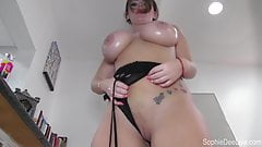 Sophie Dee Gets Naughty Just for You