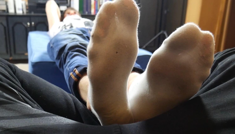 White Ankle Socks Worship