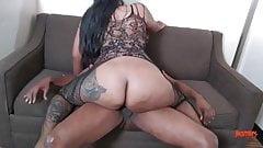 Kally xo, big black ass
