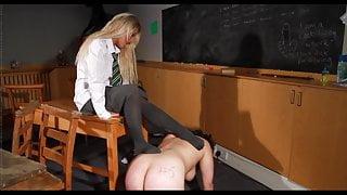 Lesbian Mistress - Hard Humiliation