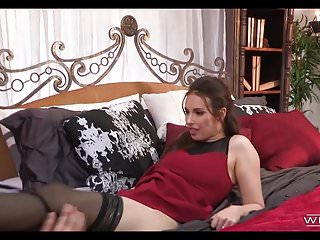 Gorgeous pornstar envy hardcore Lucky dude fucks gorgeous brunette