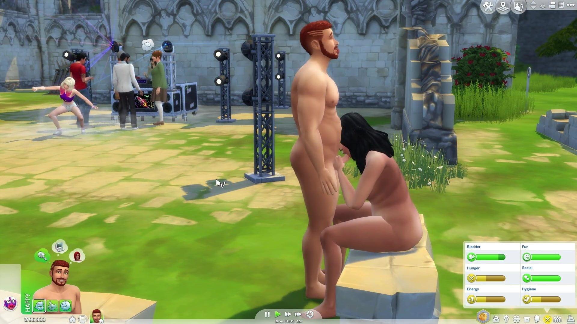 Actrices Porno Los Sims4 sims 4 public sex