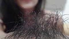 lesbian hairy bitch