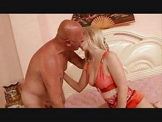 Grand ma grand pa fucking - The blonde grand pa n15