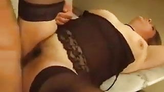 A Guy Fucks Three Chubby French Sluts At Once Video