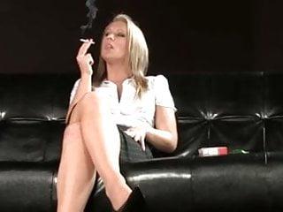 Pantyhose big smoking - Smoking and masturbating in pantyhose