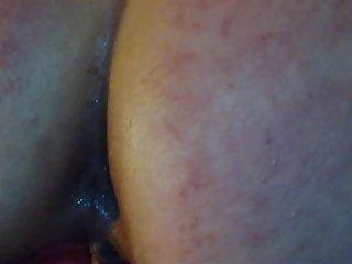 Anal closeup poop Worthless fuckhole anal closeup