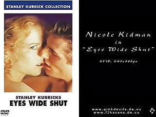 Eyes wide shut banned orgy - Nicole kidman - eyes wide shut