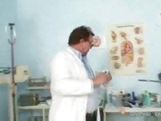 Old pussy exam - Classy old lady mila needs gyno clinic examination
