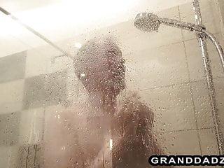Senior citizen blow job videos - Senior citizen makes love to the hottest young babe