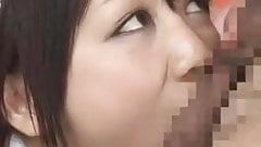 peeing girl