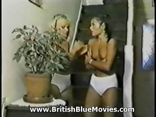 Solange kokanee sex ski - British spanking from the 1980s with solange hop