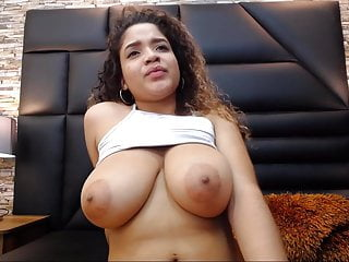 Firm tan tits Bit boring but shes got a great firm pair of natural tits