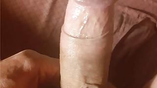 a good massage with lukewarm cream