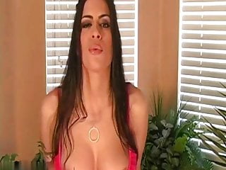 Sexy busty adult models Ive sexy busty brunette model at jerk off instructions
