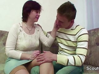 Stepmother fuck movs Stepmother seduce step son to fuck her hairy pussy hard