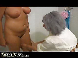 Jenna jamison bathroom lesbian Omapass grandma bathroom lesbian footage